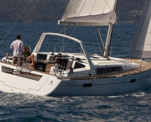 Oceanis 45 - Altea Vela